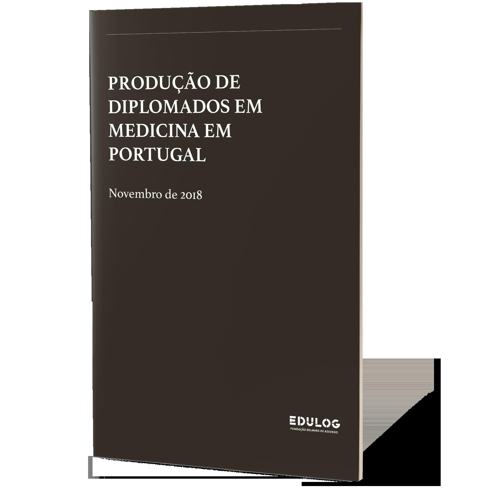 Produção de diplomados em Medicina em Portugal